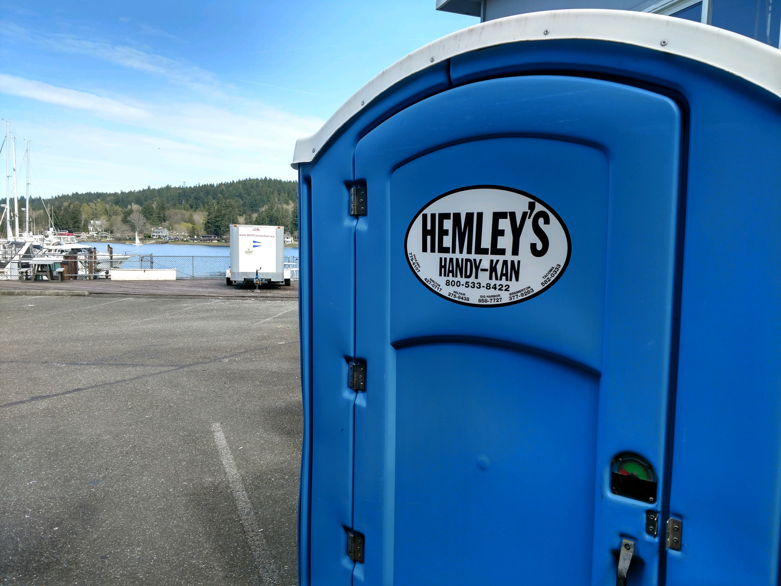 Hemley's Handy-Kan Gig Harbor Thurston County 2019